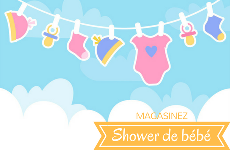 Shower de bébé