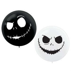 BALLONS LATEX 24 PO. - JACK SKELLINGTON