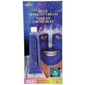 BLUE CREAM MAKE-UP