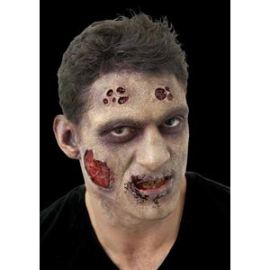 TATTOO AUTOCOLLANT - ZOMBIE HOMME
